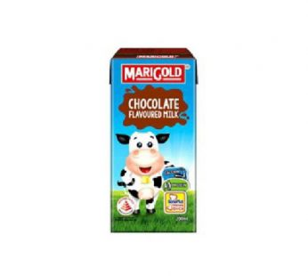 MARIGOLD UHT MILK-CHOCOLATE / FULL CREAM 200ml