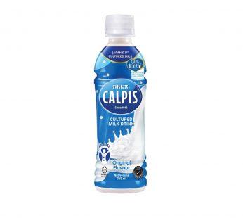 CALPIS CULTURED MILK DRINK / CALPIS ZERO ORIGINAL / ZERO ORANGE 350ml