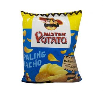 MISTER POTATO BARBEQUE / HOT AND SPICY / ORIGINAL 75g