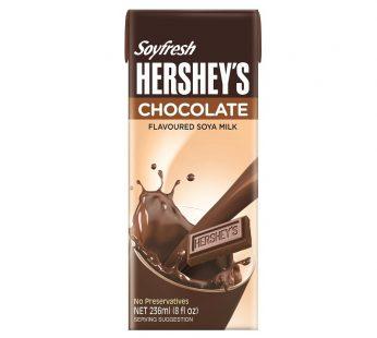 HERSHEY'S SOYFRESH CHOCOLATE / MOCHA 236ml