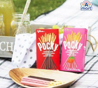 Glico Pocky Strawberry / Chocolate (Pocky Stick)