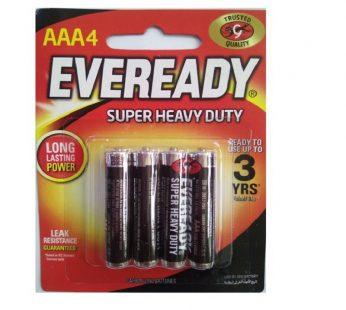 EVEREADY AAA 4's