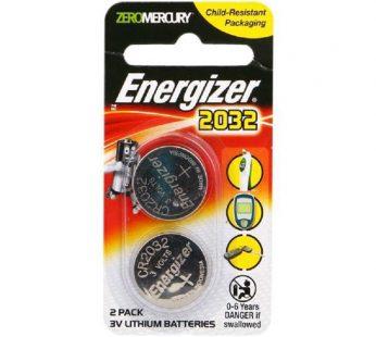 ENERGIZER LI COIN 2032 BS2
