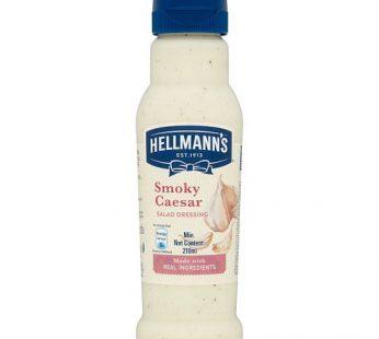 HELLMANN'S CAESAR DRESSING MY 210ml