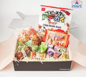 [Ready Stock] Premium Japanese / Malaysian Childhood Snack Box