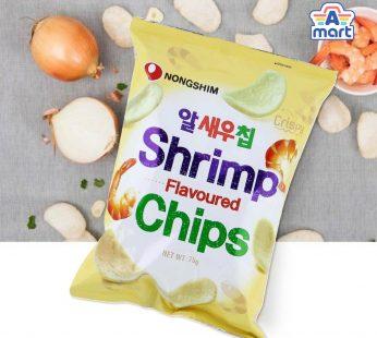 Korea Nongshim Shrimp Meat Chip 75g