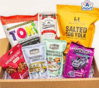 🇲🇾 Ready Stock Premium Korean / Japanese / Malaysian Childhood / Sweet Treasure / Chocolate Snack Box Birthday
