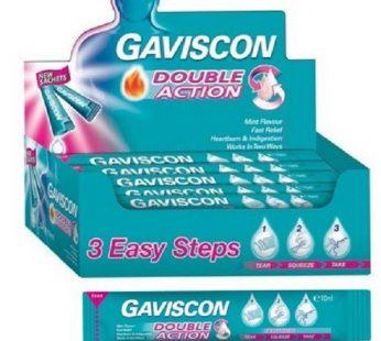 GAVISCON DOUBLE ACTION 10ml