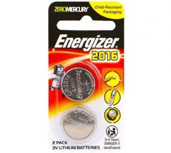 ENERGIZER LI COIN 2016 BS2