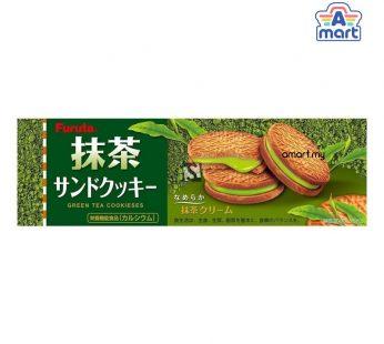 Furuta Matcha Sand Cookies 87g