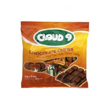 CLOUD 9 CHOCOLATE CHEWS 25X2.5g