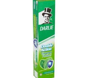 DARLIE DOUBLE ACTION ENAMEL PROTECT STRONG MINT 90g