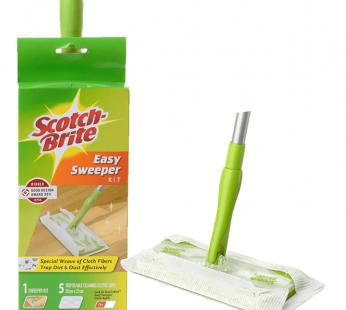 3M SCOTCH-BRITE EASY SWEEPER KIT