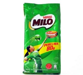 MILO ACTIV-GO SOFT PACK 480g
