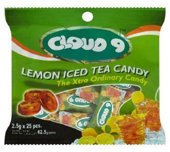 CLOUD 9 LEMON ICED TEA CANDY 25X2.5g