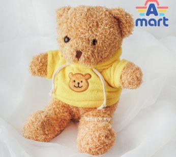 Benjamin The Straight A's Bear Yellow / Benjamin The Straight A's Bear Blue / Benjamin The Straight A's Bear Pink
