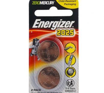 ENERGIZER LI COIN 2025 BS2